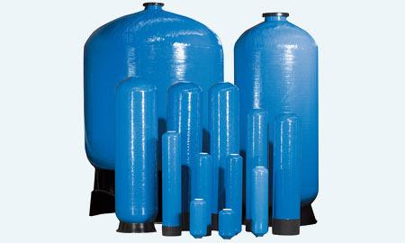 Eurotrol kompozitiniai korpusai vandens gerinimo sistemoms