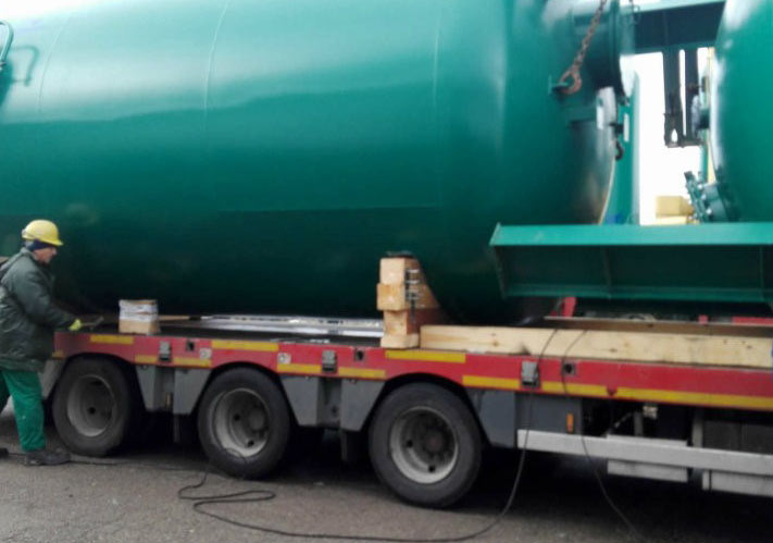 Industrial water treatment equipment - ProcessPro Lithuania