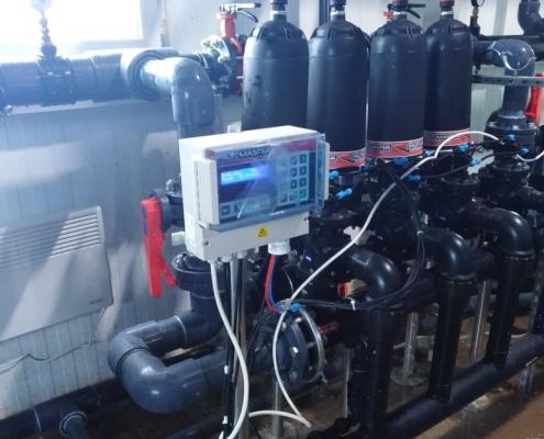 Processpro vandens gerinimo įranga